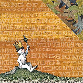 Where The Wild Things Are Double-Sided Cardstock 12