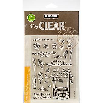 Hero Arts Clear Stamps 4