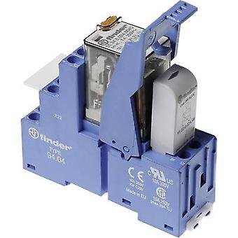Relay component 1 pc(s) Finder 58.34.8.048.0060 Nominal voltage: 48 V AC Switching current (max.): 7 A 4 change-overs