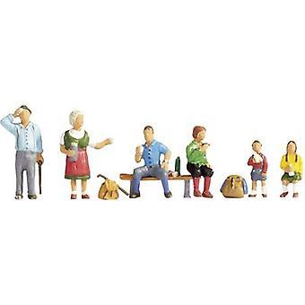 NOCH 15872 H0 'Hikers' figures