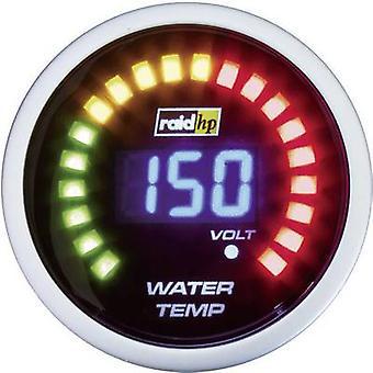 RAID-hp Wassertemperaturanzeige 40 bis 150 ° C 12V