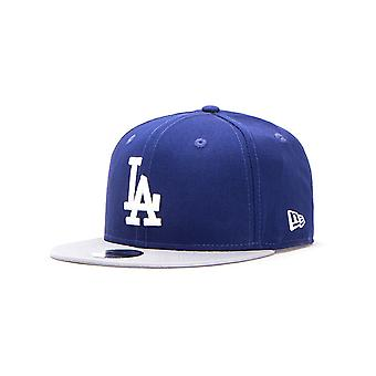 New Era Official Team Colour Essential 9Fifty Los Angeles Dodgers Kids Snapback