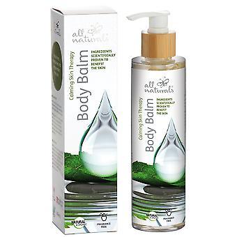 Terapia di pelle calmante organico adatta a persone con Eczema e psoriasi Body Balm. 200ml