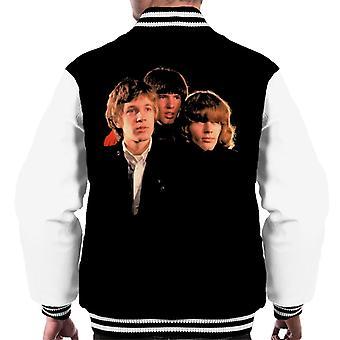 TV Times Walker Brothers Band Portrait Men's Varsity Jacket