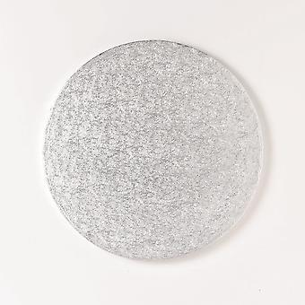 Culpitt Silver Cake Board 13mm Thick & 25cm Round