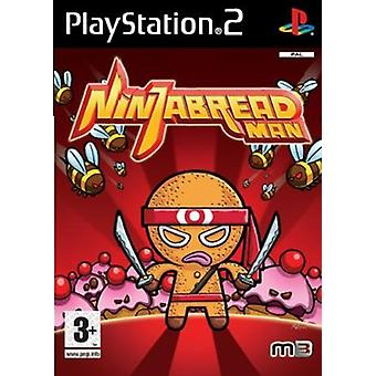 Ninja Breadman (PS2)
