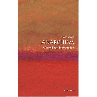 Anarchism - A Very Short Introduction by Colin Ward - 9780192804778 Bo