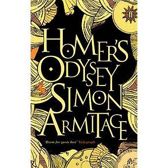 Homer's Odyssey (Main) by Simon Armitage - Sue Roberts - 978057122936