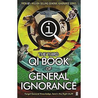 QI - den tredje boken i generelle uvitenhet (hoved) av John Lloyd - John M