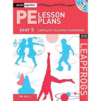 PE Lesson Plans Year 5 - Photocopiable Gymnastic Activities - Dance an