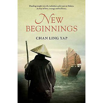 New Beginnings by Chan Ling Yap - 9789814408615 Book