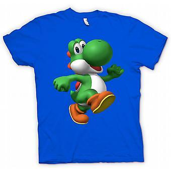 Mens T-shirt - Ik hou van Yoshi - Gamer