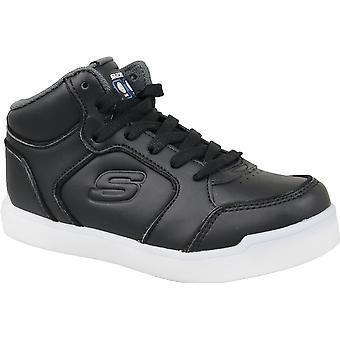 Skechers energi lys 90622L-BLK børn sneakers