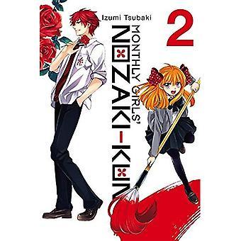 Monatliche Mädchen Nozaki-Kun, Band 2