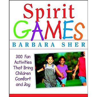 Ande spel: 300 roliga aktiviteter som gör barn komfort och glädje
