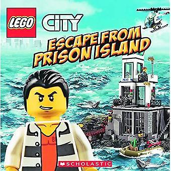 Fly från Prison Island (Lego City)