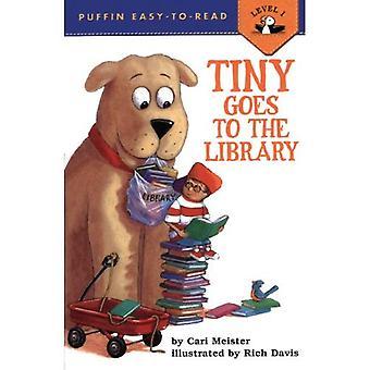 Tiny idzie do biblioteki (Puffin łatwy wobec przeczytać: poziom 1