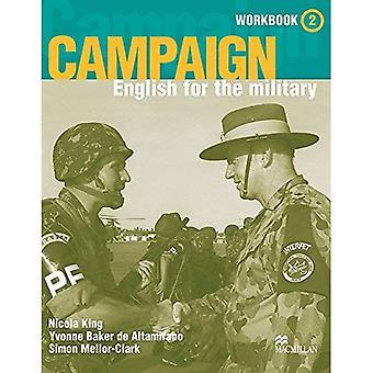 Kampagne 2: Arbeitsbuch und Audio-CD