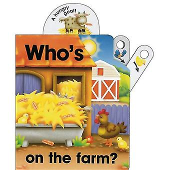 Flip Top: Who's on the Farm? (Pull the Lever)