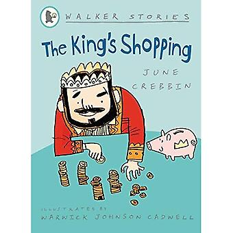 The King's Shopping (Walker Stories)