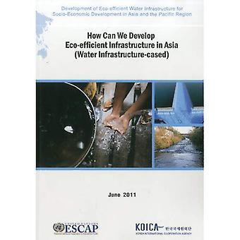 Hoe kunnen We de ontwikkeling van ECO-efficiënte infrastructuur in Azië: Water infrastructuur-Cased