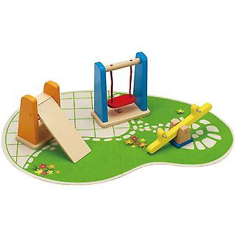 Jeu d'imitation enfant jeux jouets Aire de jeux pour maison de poupée 0102111