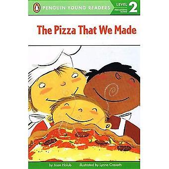La Pizza que hicimos (Viking Easy-To-Read)