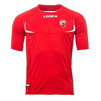 2013-14 Red Star Belgrade Legea 3rd Football Shirt