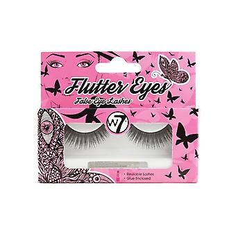 W7 Flutter Eyes Reusable False Eyelashes ~ El02