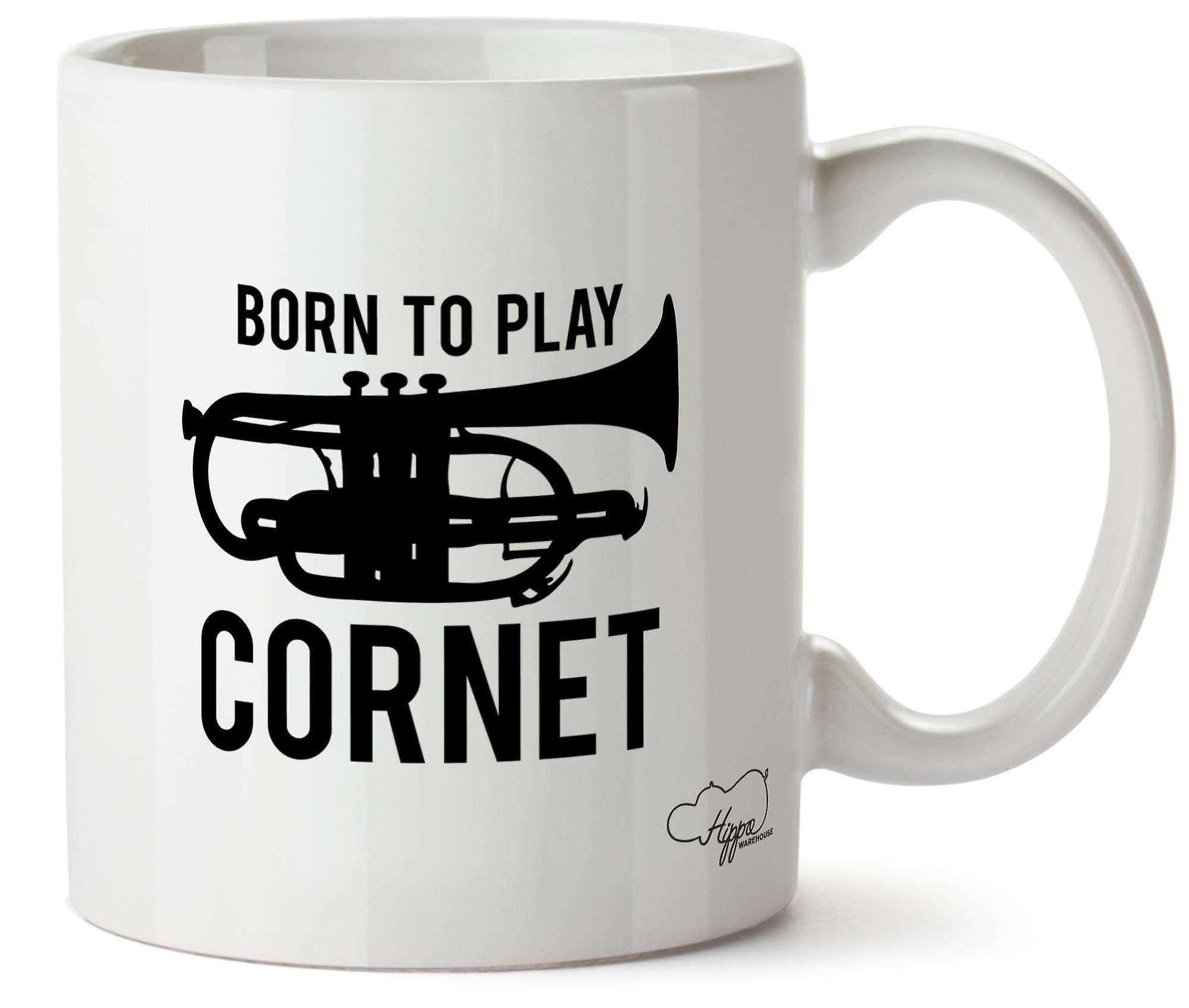 Born Céramique Tasse Cornet Hippowarehouse 10oz En To Play Imprimé 8XOn0wPk