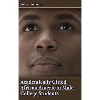 Akademisch begabte African American männliche College-Studenten von Bonner & Fred