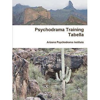 Psychodrama opleiding Tabella door Instituut & Arizona Psychodrama