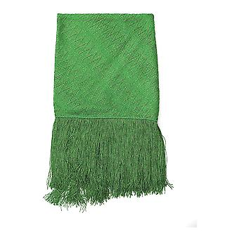 Missoni Green Cotton Scarf