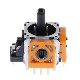 Orange 3D Analog Joystick for PlayStation 4 Pro PS4 Xbox One
