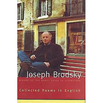 Collected Poems in English by Joseph Brodsky - 9780374528386 Book