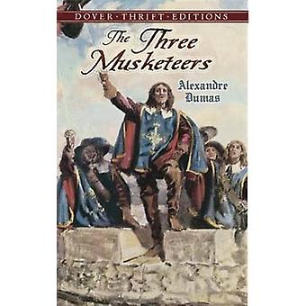 The Three Musketeers by Alexandre Dumas - 9780486456812 Book