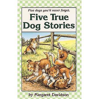 Five True Dog Stories by Margaret Davidson - Susanne Suba - 978061313