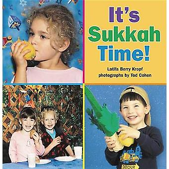 It's Sukkah Time! by Latifa Berry - 9781467707411 Book