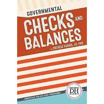 Governmental Checks and Balances by Duchess Harris Jd - PhD - 9781532