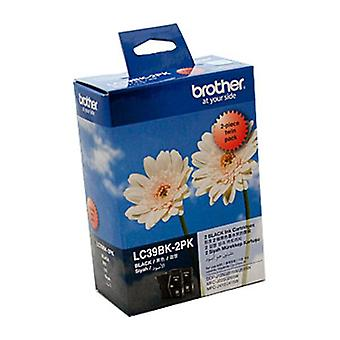 Brother LC39 Black Twin Pack 300 pagina's X 2