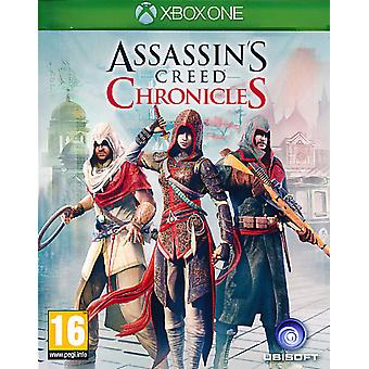 Assassin's Creed Chronicles Nordic - Xbox One