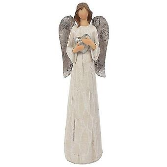 Something Different Evangeline Large Angel Christmas Ornament