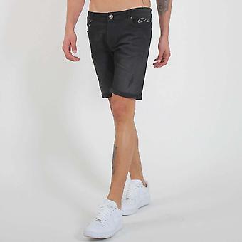 Nuevo Club Denim Club Shorts - Black