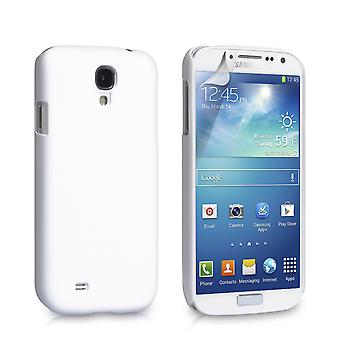 YouSave Accessories Samsung Galaxy S4 Hard Hybrid Case White