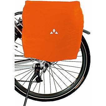 Vaude Bike Bag Rain Cover - Orange