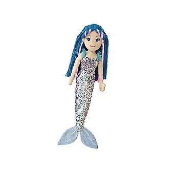 Aurora World 18-inch Sea Sparkles Mermaid Nerine