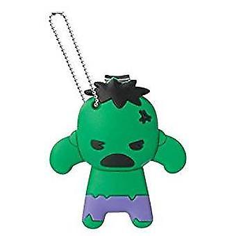 Nagel Cilpper sleutelhanger-Marvel-Hulk nieuw speelgoed gelicentieerd 68332