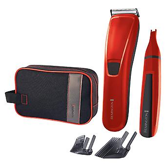 Remington HC5302 Precision Cut Cordless Washable Hair Clipper Gift Set