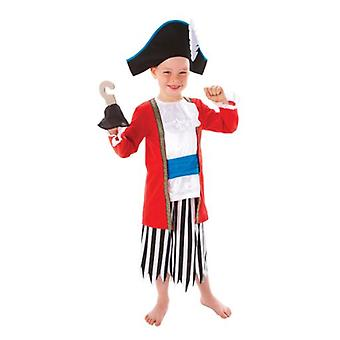 Amscan Capitaine Pirate Costume (Bébés et Enfants , Costumes)