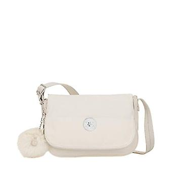 Kipling Earthbeat S - Women White Shoulder Bags (Dazz White)